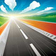 road_to_sunrise_vector_2012313